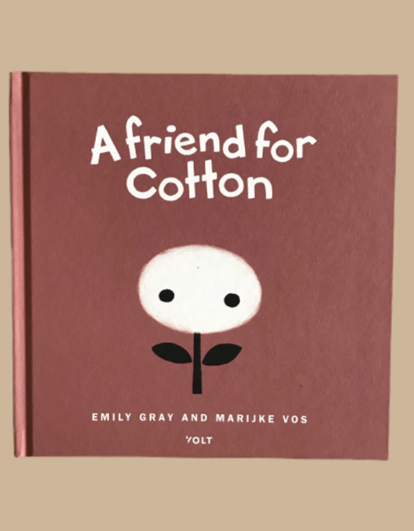 Gray Label Book A friend for cotton