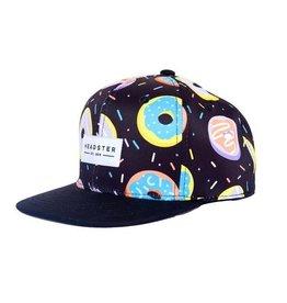 Duh Donut Black cap