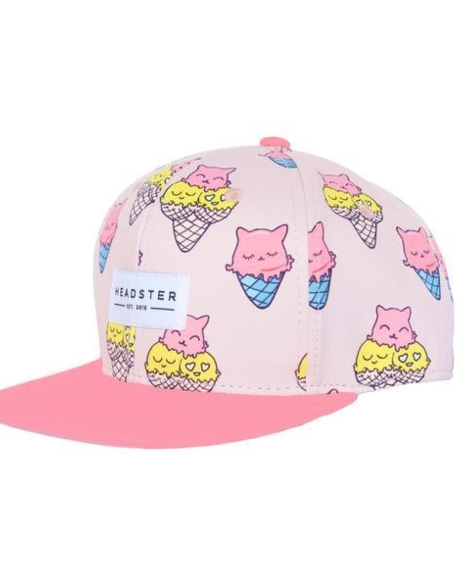 Kitten Cream cap