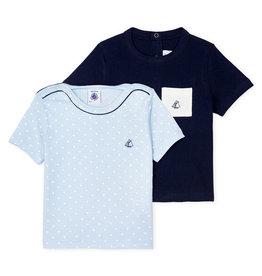 Lot de 2 t-shirts pour bébé