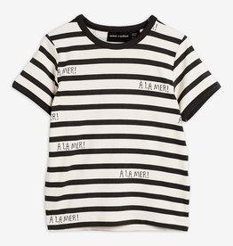 Mini Rodini T-shirt À La Mer