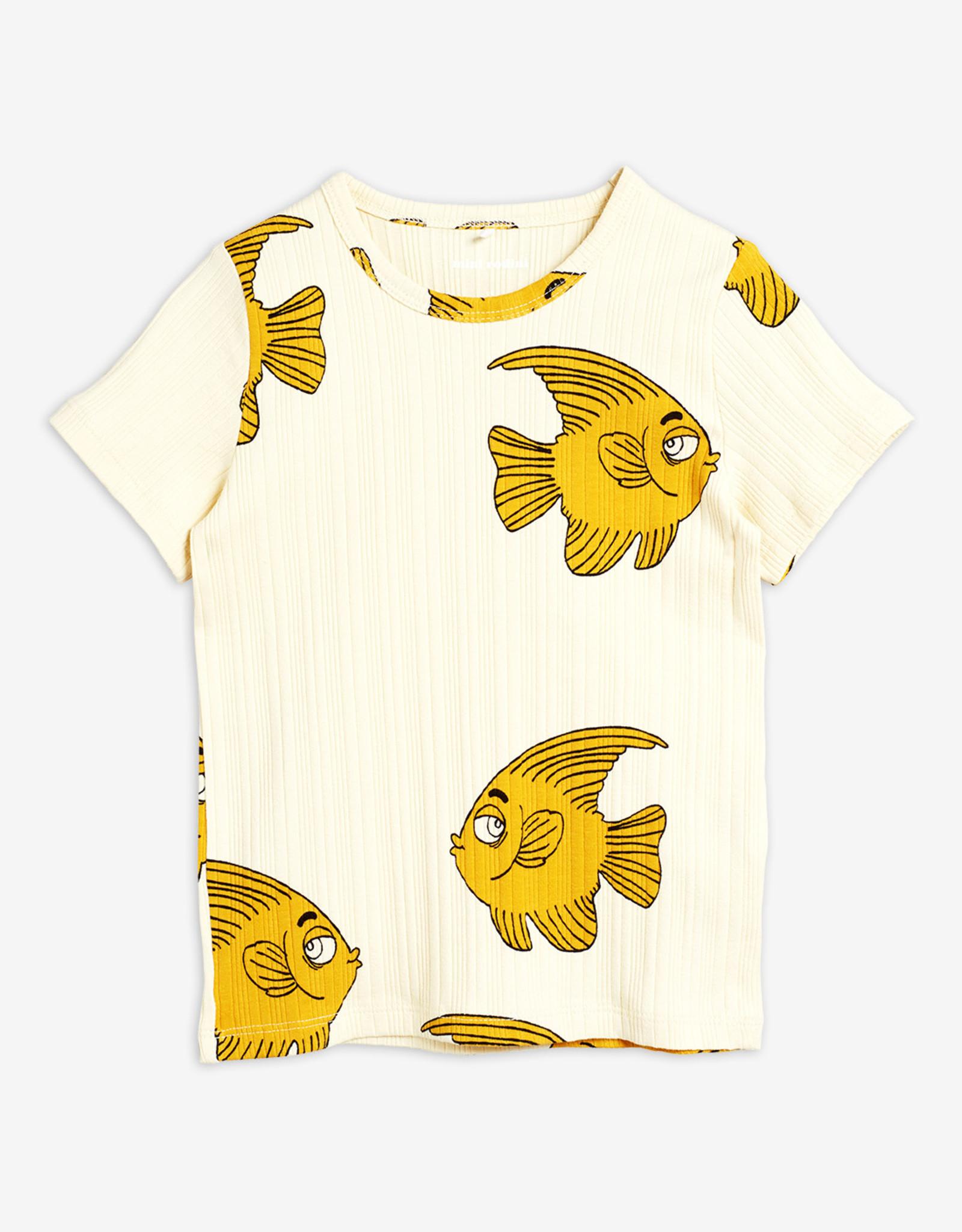 Mini Rodini Fish Kids T-shirt