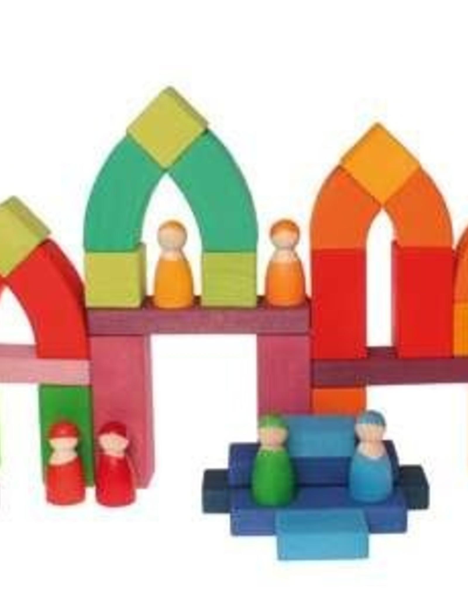 Blocs de construction Romanesque