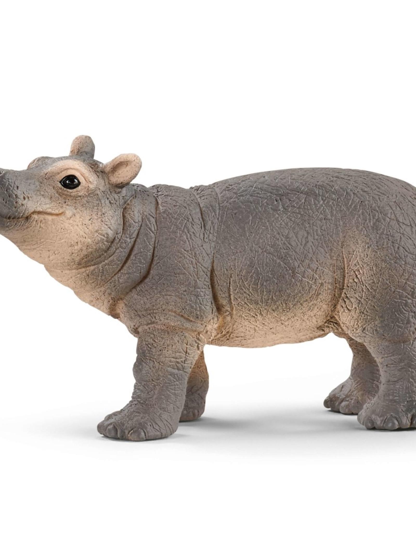 Schleich Bébé hippopotame
