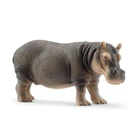 Schleich Hippopotame