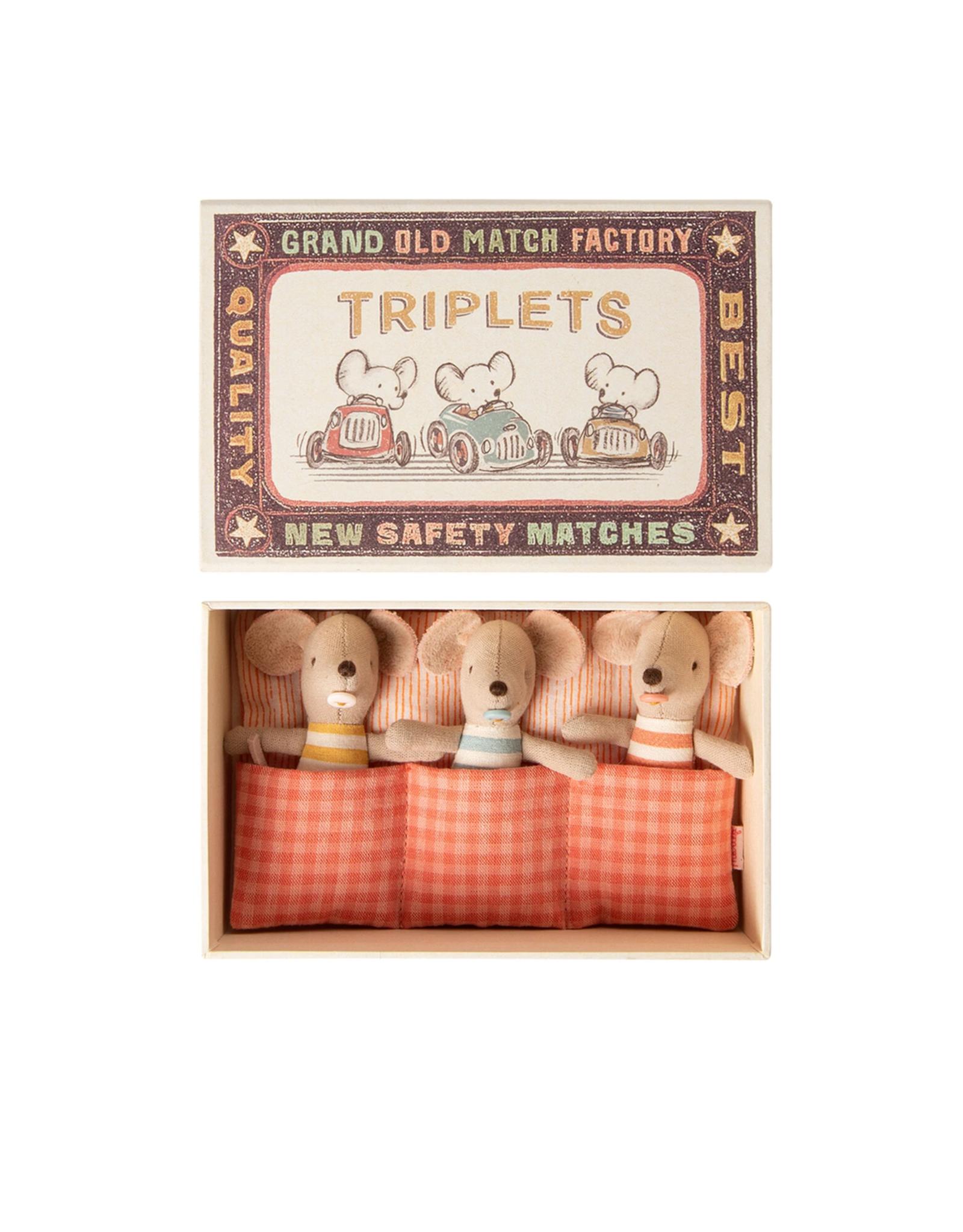 Maileg Bébés triplets