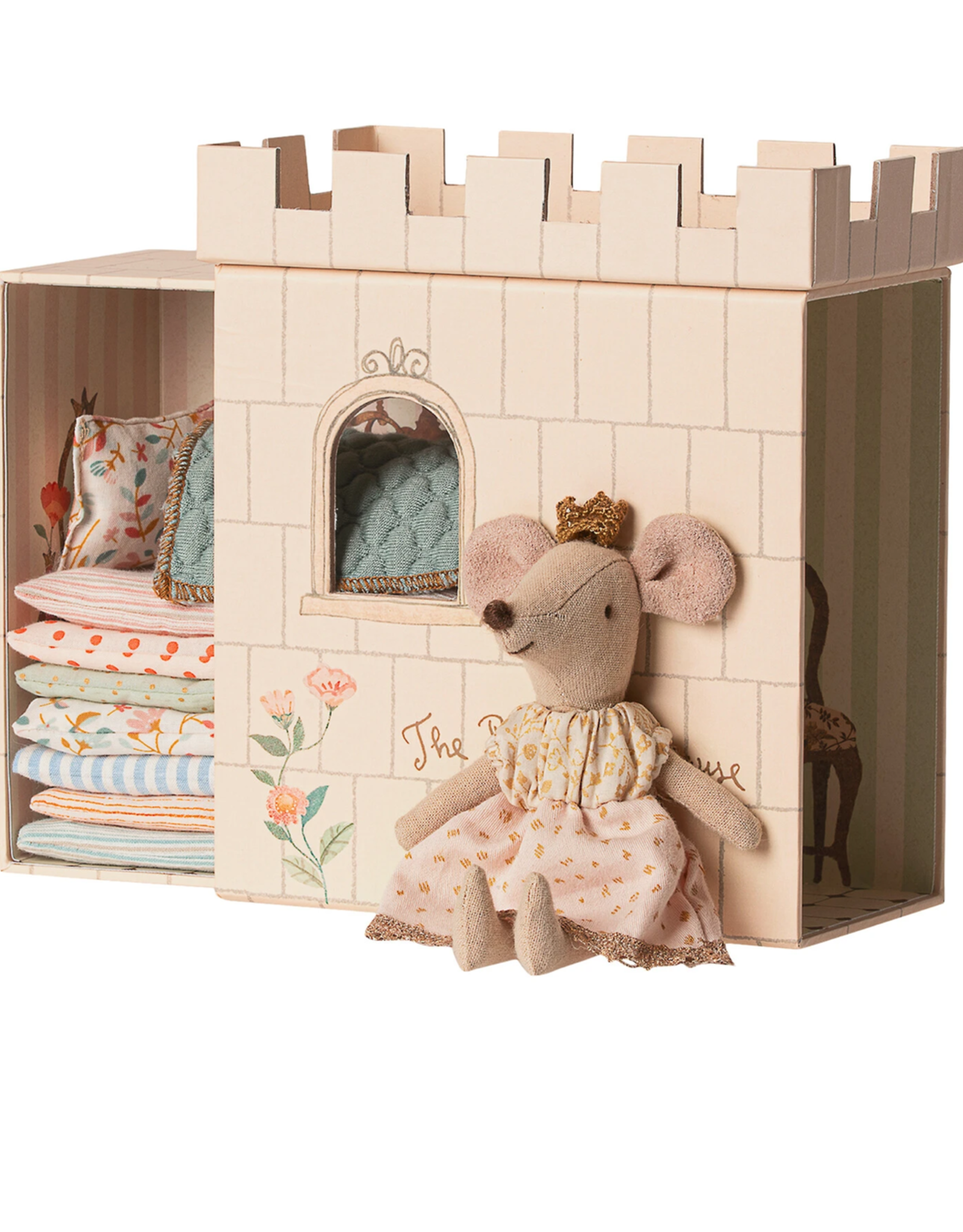 Maileg Princess and the Pea Mouse