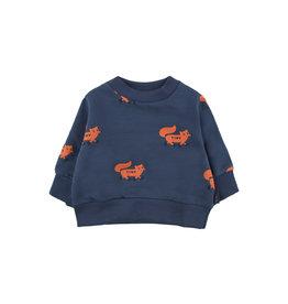 "Tinycottons ""FOXES"" sweatshirt"