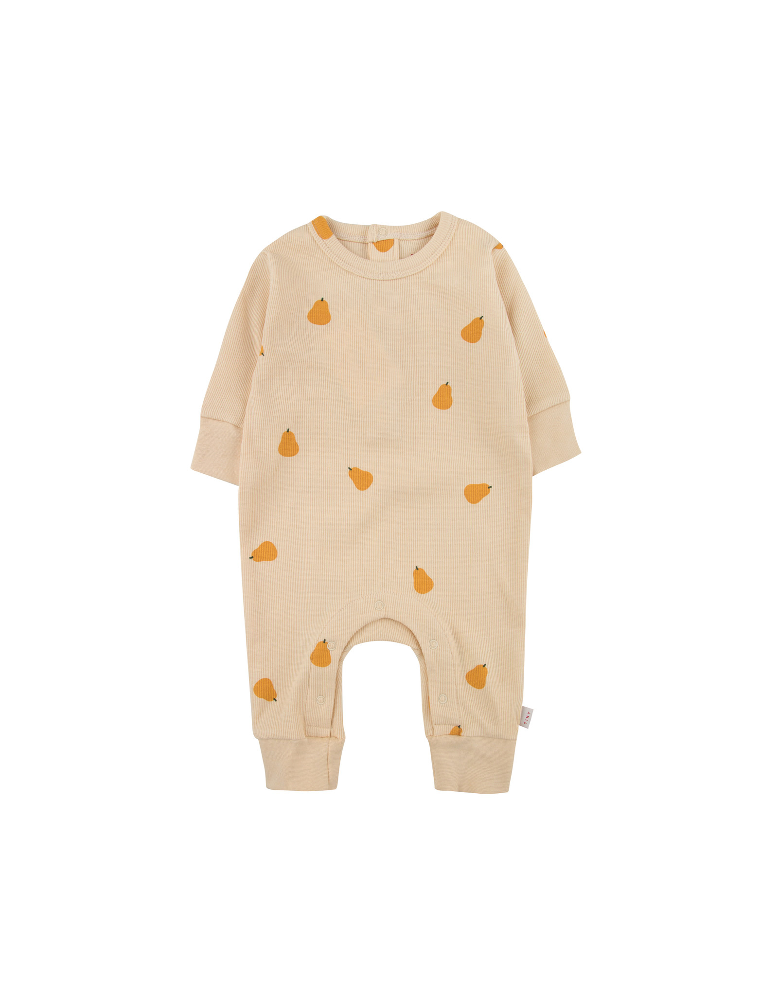 """Tinycottons """"PEARS"""" one-piece"""