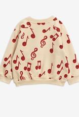 Mini Rodini Notes sweatshirt