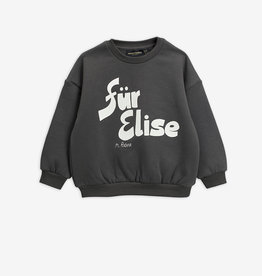 Mini Rodini Fur Elise sweatshirt