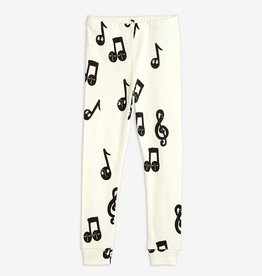 Mini Rodini Note leggings
