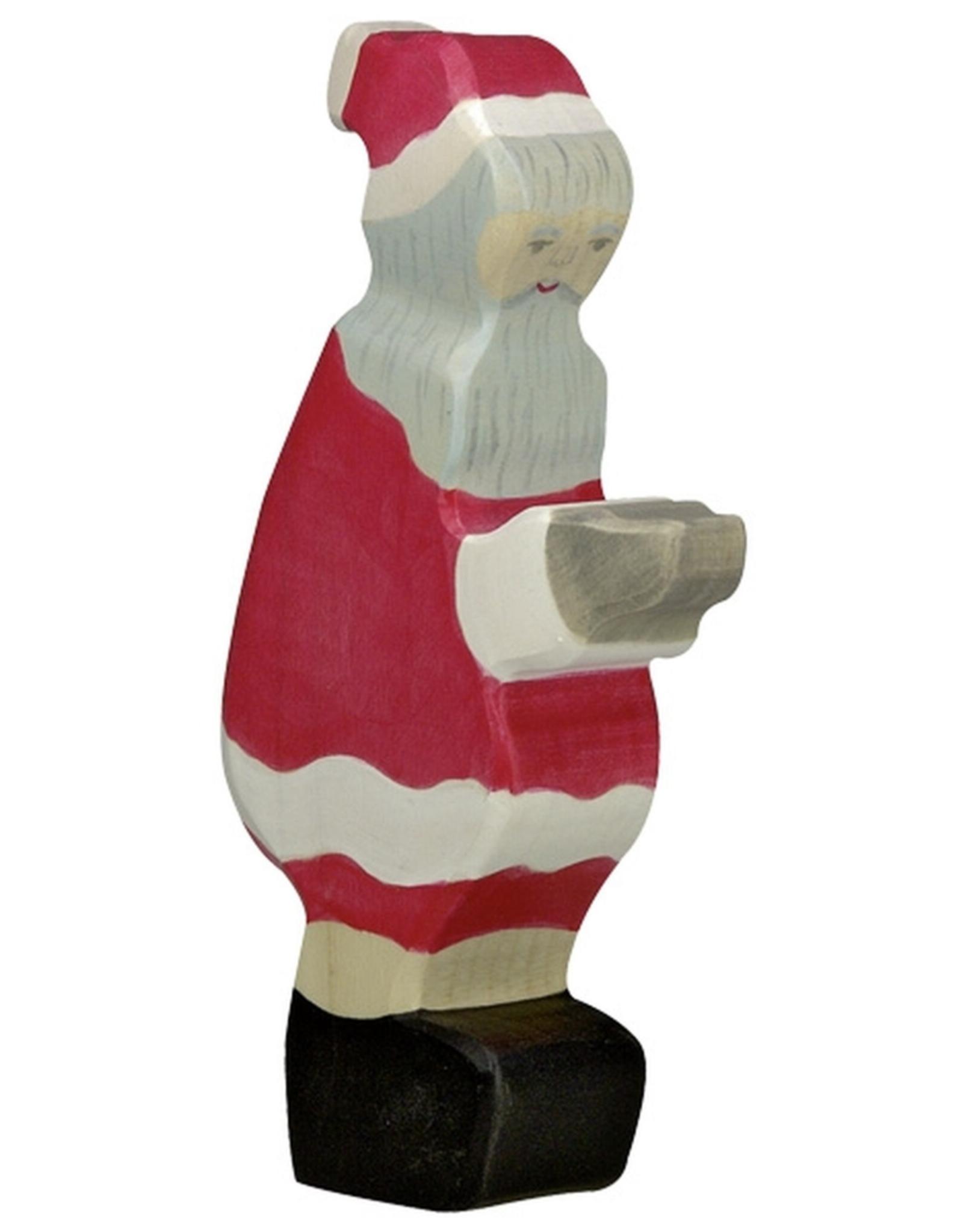 Holztiger Santa Claus