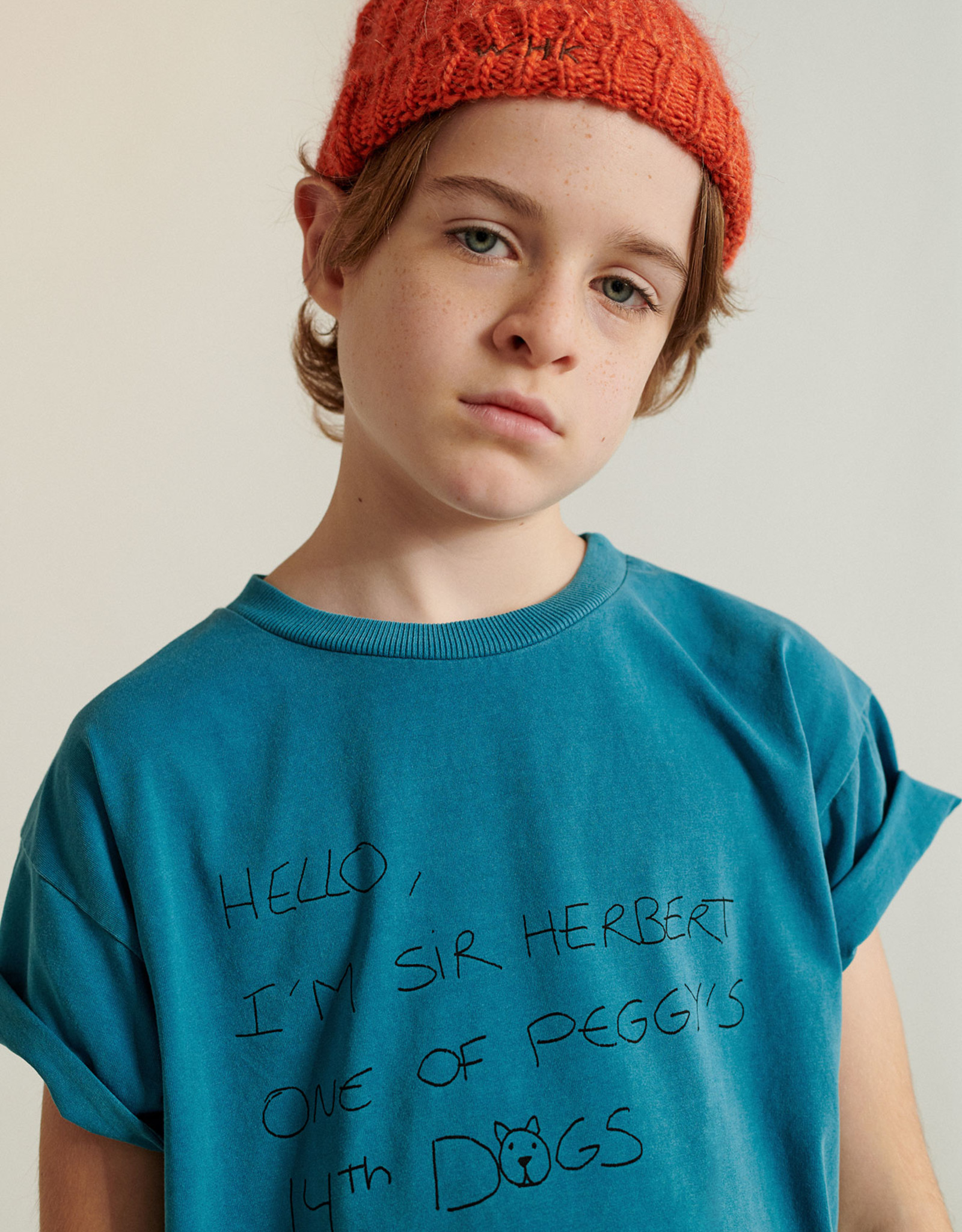 Weekend House Kids Herbert t-shirt