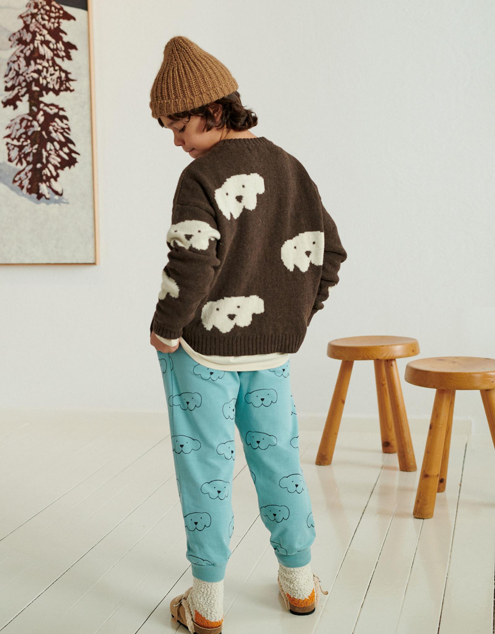 Weekend House Kids Herbert pants