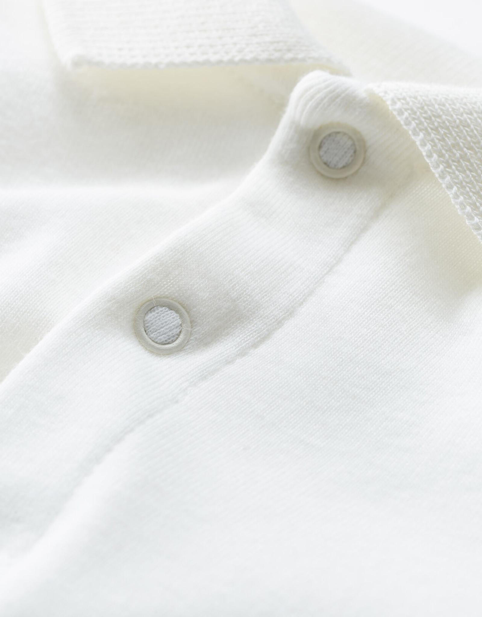 Petit Bateau Bodysuit with polo neck