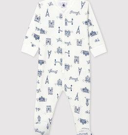 Petit Bateau Pyjama Paris pour bébé