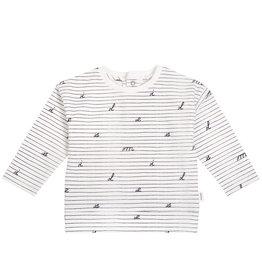 Miles Baby Alphabet t-shirt