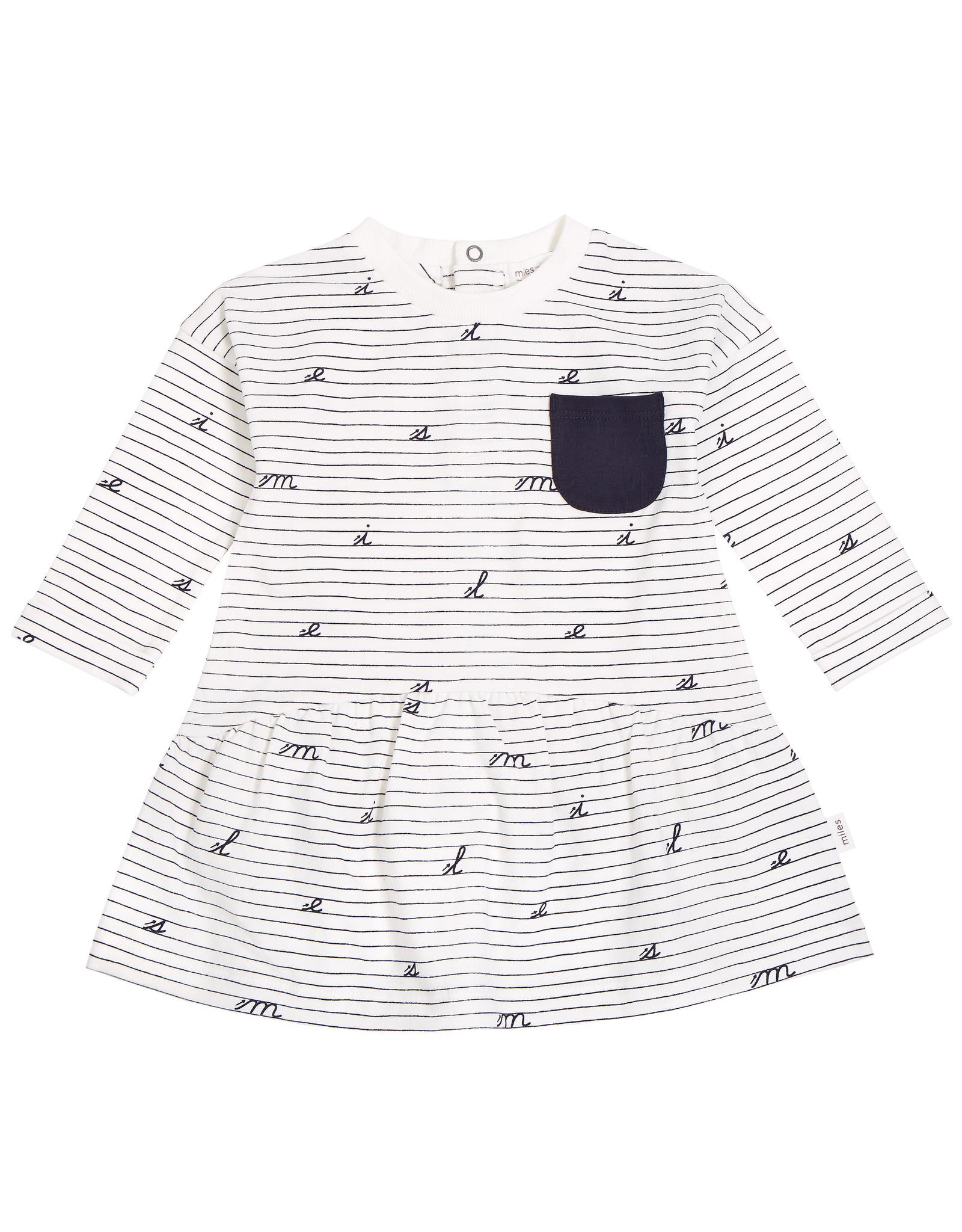 Miles Baby Alphabet dress