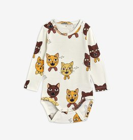 Mini Rodini Cat Choir Bodysuit