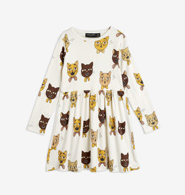 Mini Rodini Cat choir dress