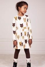 Mini Rodini Cat choir dress
