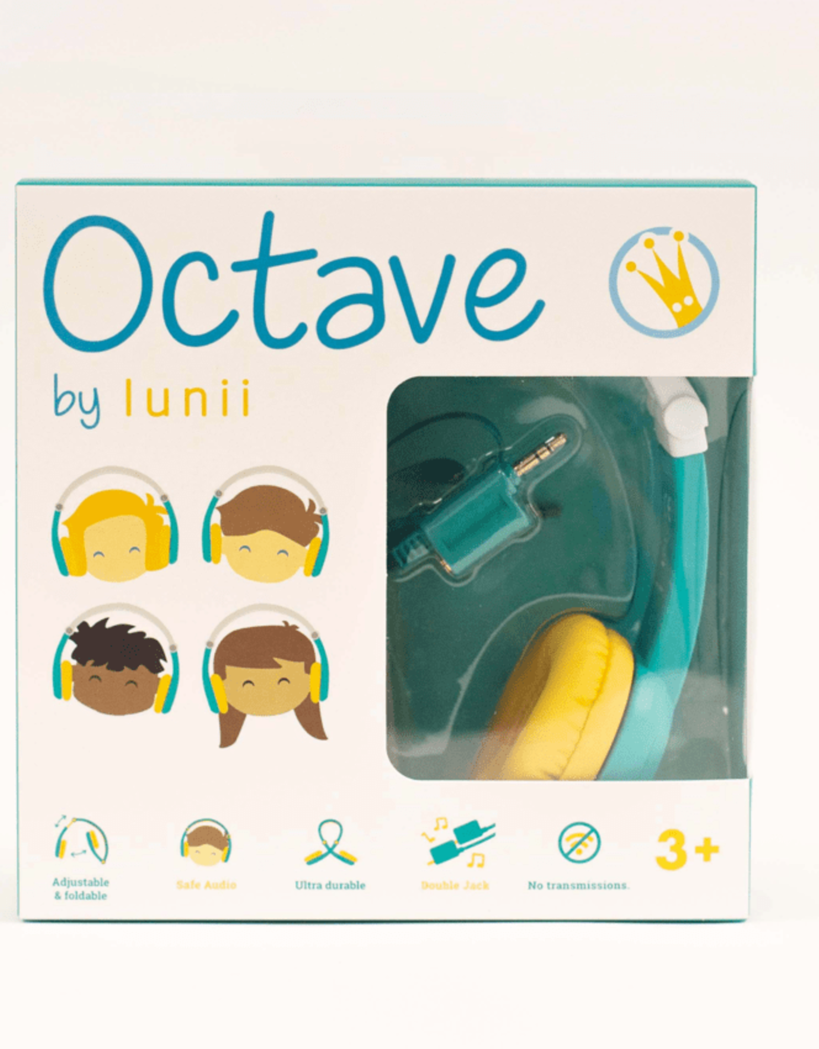 Lunii Octave, the audio headset