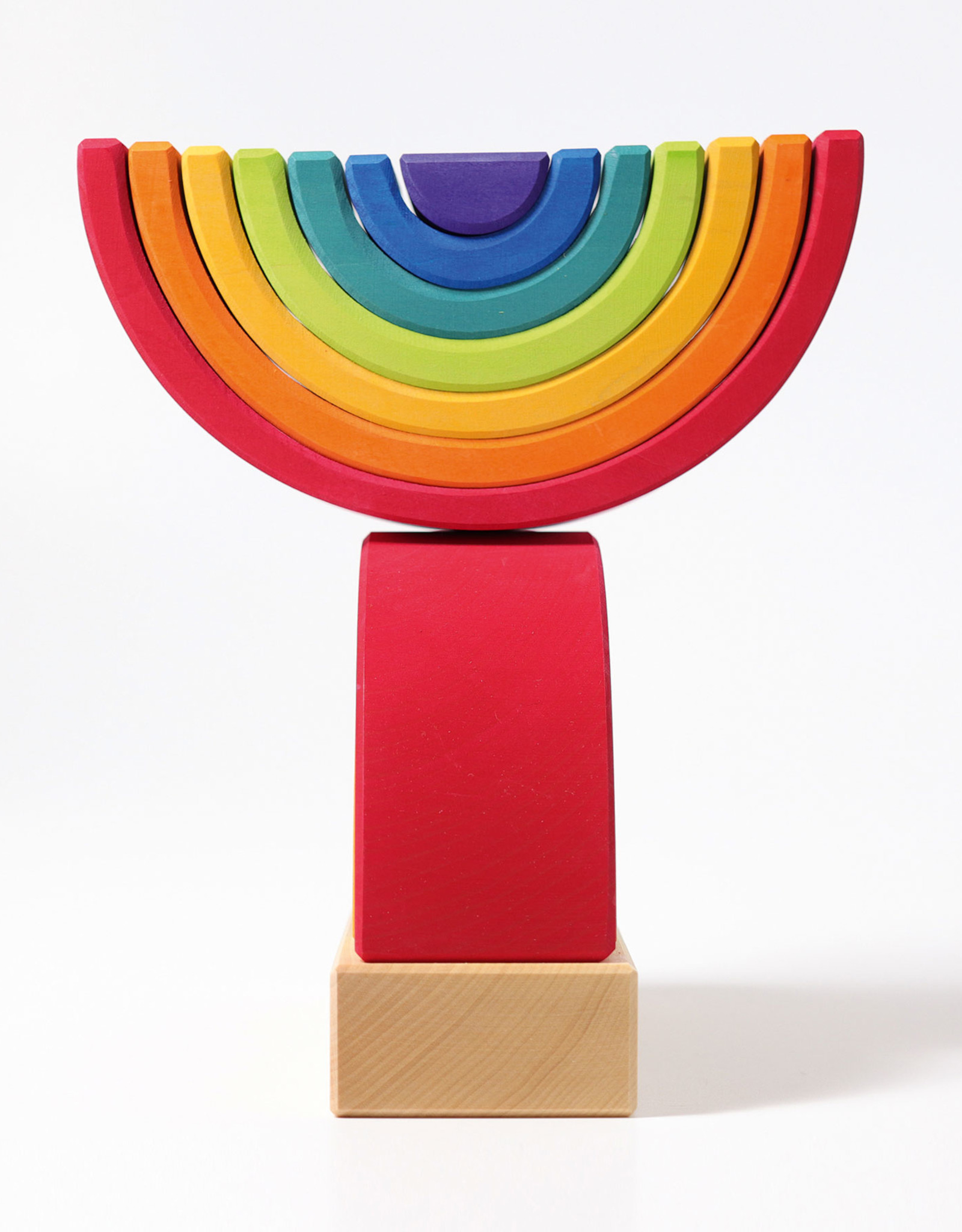 Grimm's Rainbow Stacking Tower