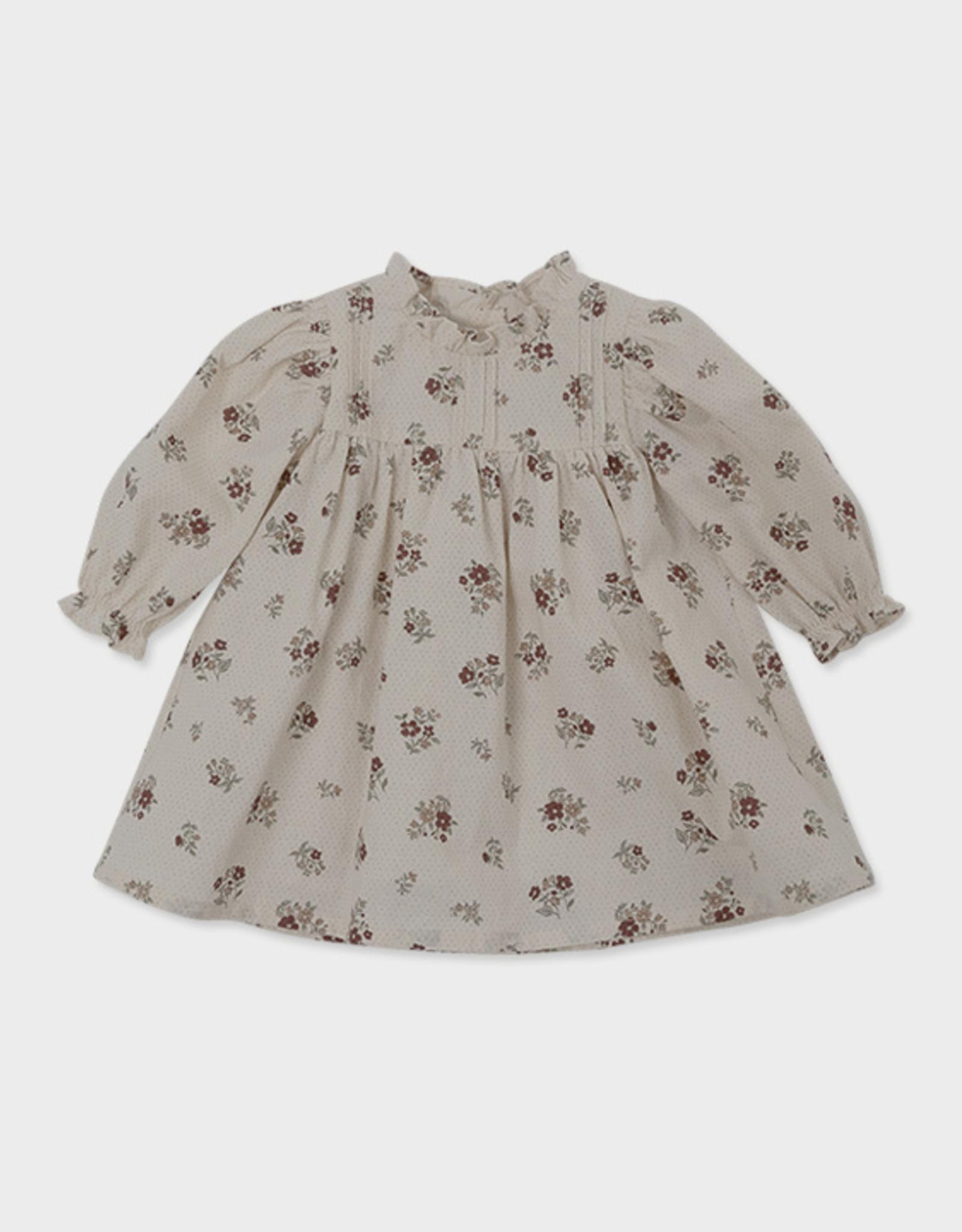 Louisiella L'orage baby dress