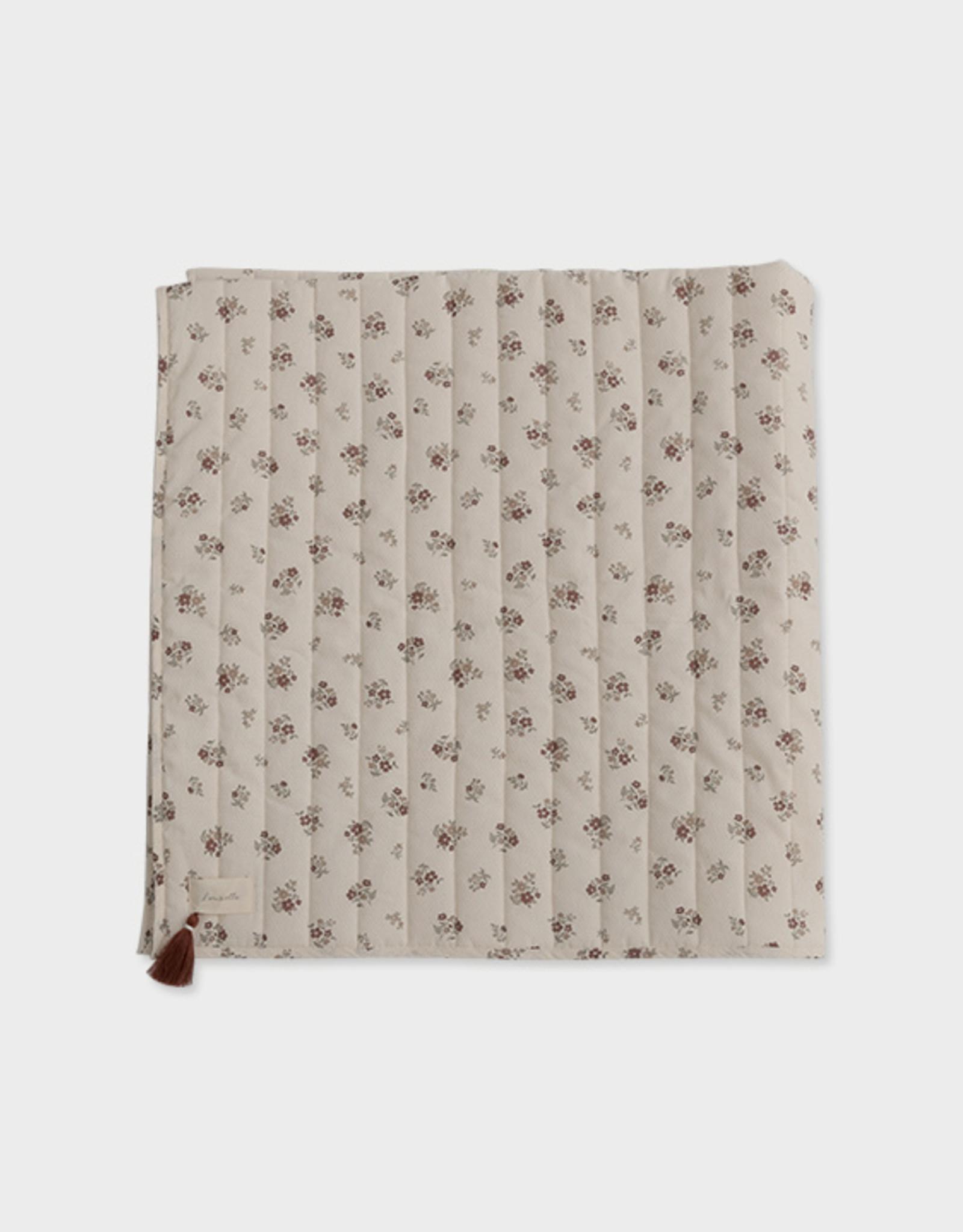 Louisiella L'orge Quilting Blanket
