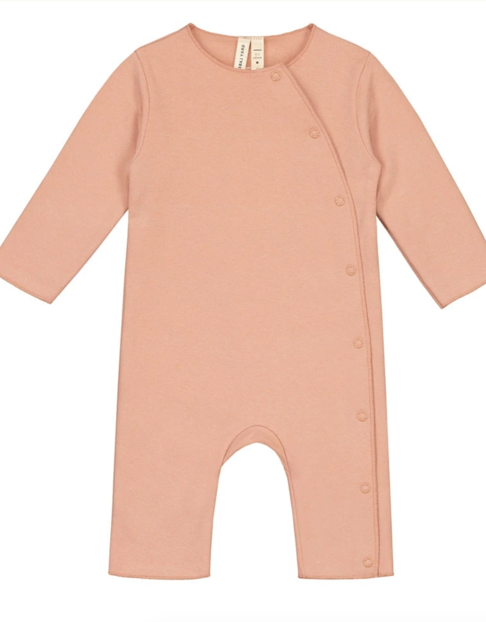 Gray Label Baby Suit with snaps