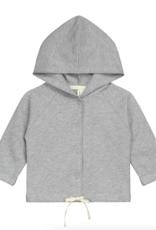 Gray Label Cardigan à capuchon pour bébé
