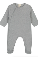 Gray Label Newborn Suit with snaps