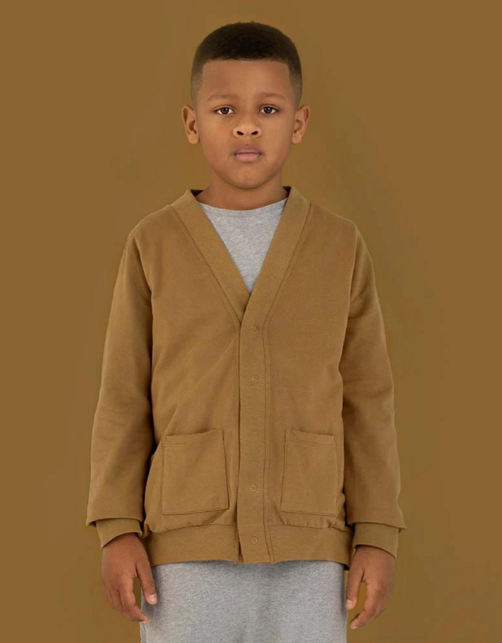 Gray Label V-neck Cardigan