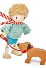 Tender leaf toys M. Goodwood et son chien