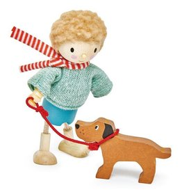 Tender leaf toys M. Goodwood et son chien