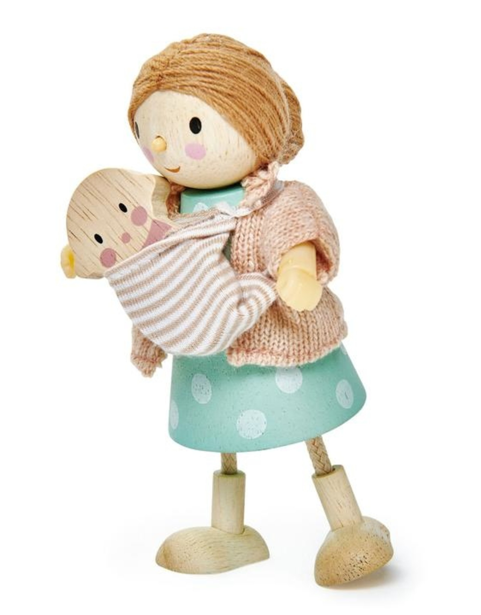 Tender leaf toys Mrs. Goodwood and the Baby