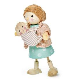 Tender leaf toys Mme Goodwood et son Bébé