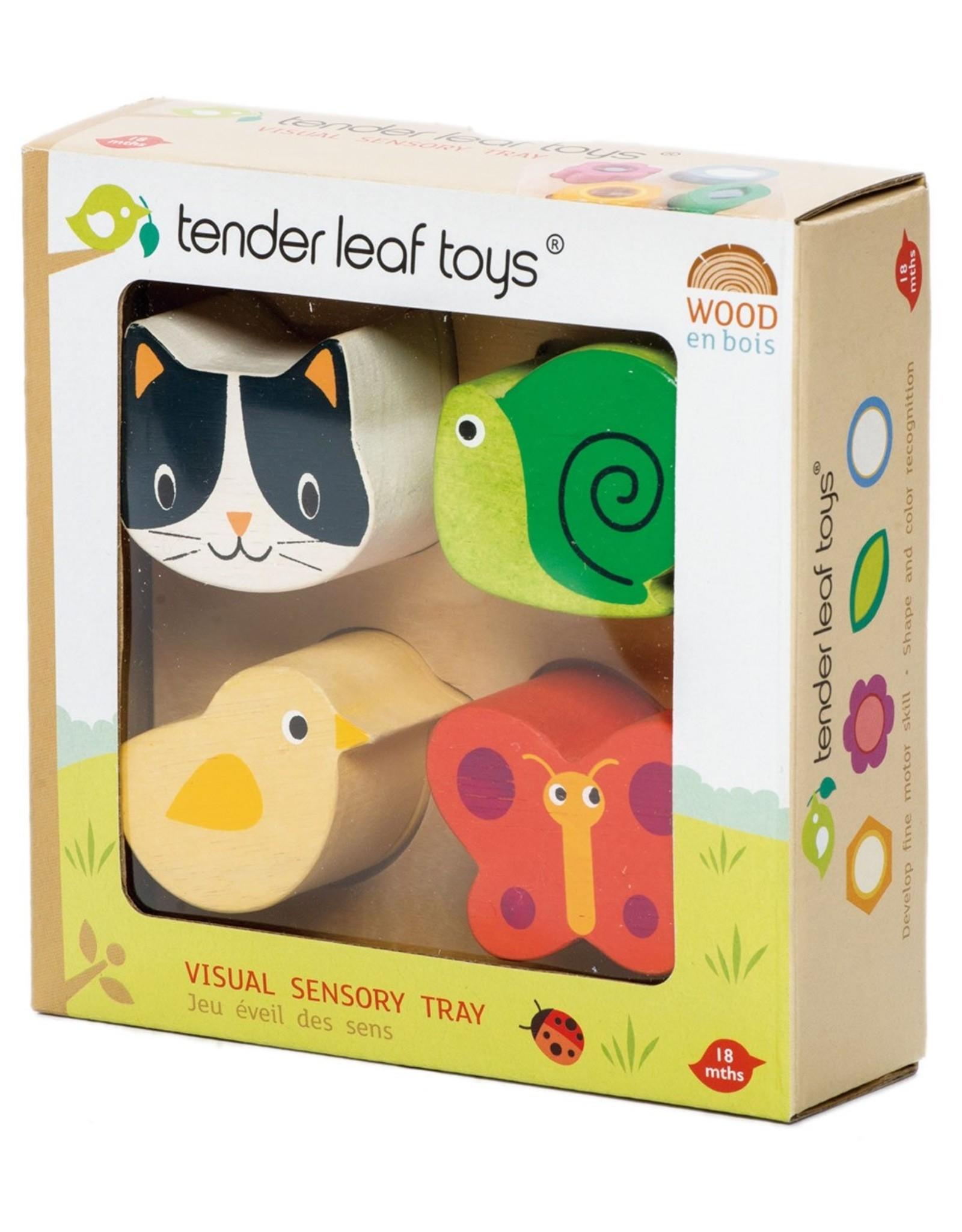 Tender leaf toys Jeu Éveil des sens