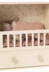 Maileg Boîte à musique Chambre de bébé avec petite Lapine