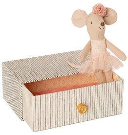 Maileg Souris Ballerine et son petit lit
