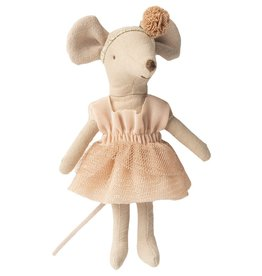 Maileg  Big Sister Dance Mouse, Giselle