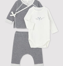 Petit Bateau Baby's Three-Piece