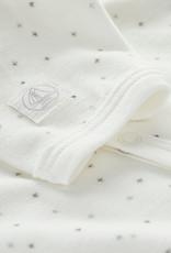 Petit Bateau Star print sleepsuit