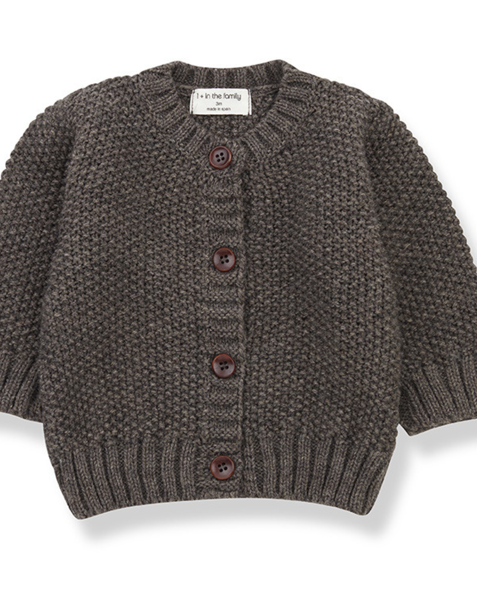1+ in the family Furka Cardigan