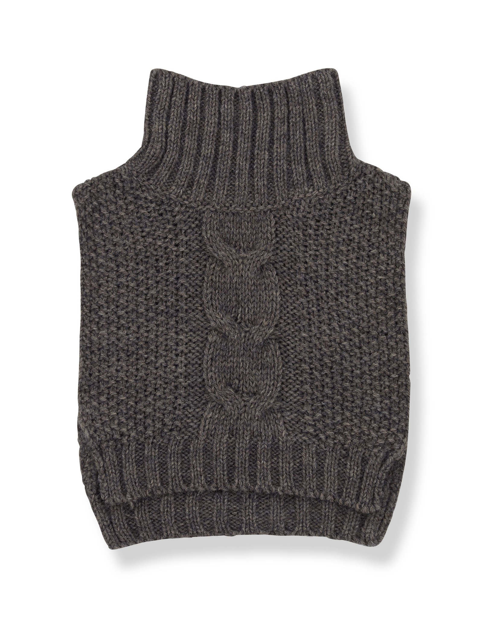 Monch Sleeveless Cardigan