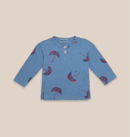 Bobo Choses - Umbrellas Buttoned T-Shirt