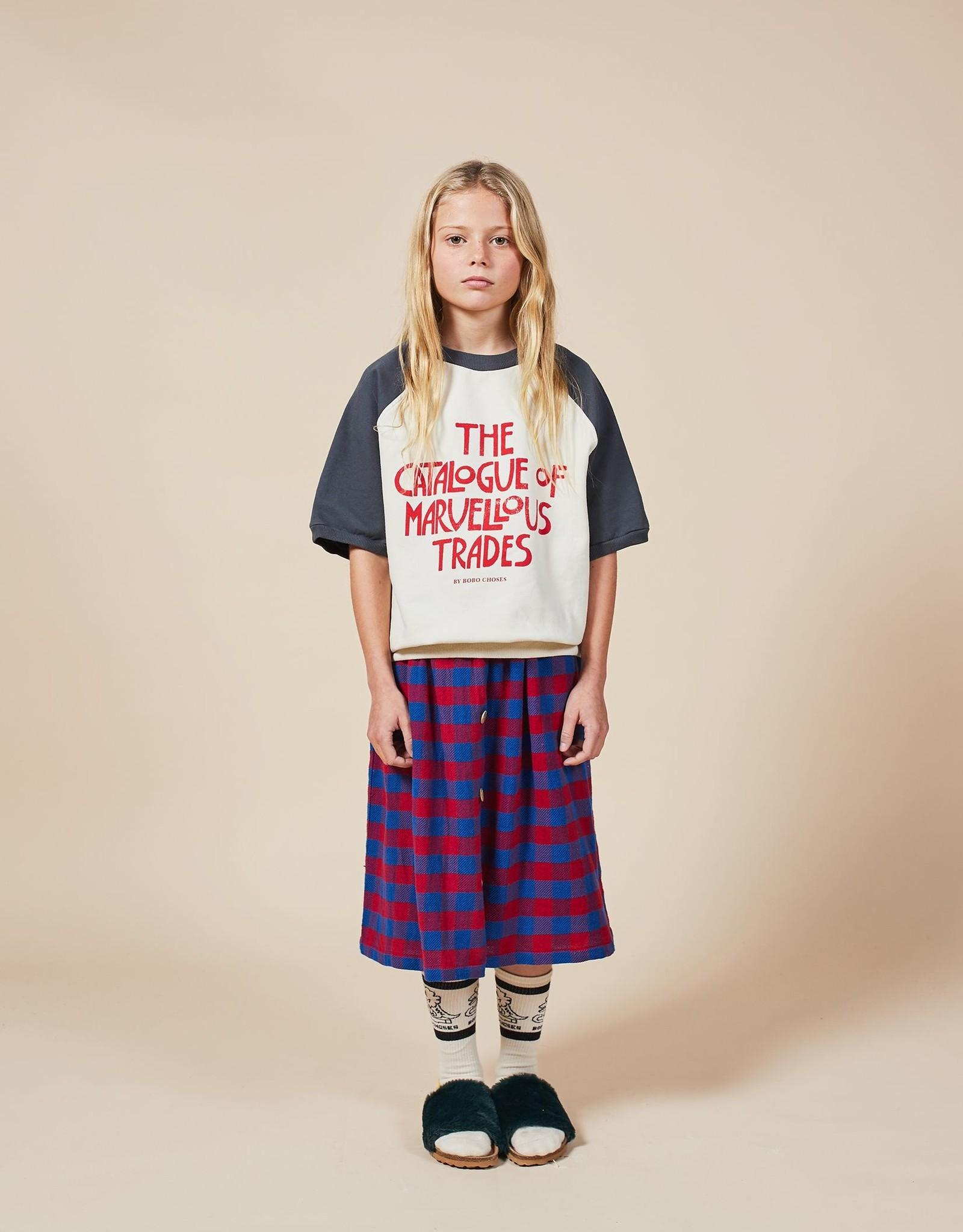 Bobo Choses - Catalogue Of Marvellous Trades Sweatshirt