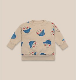 Bobo Choses - Boy Baby Sweatshirt
