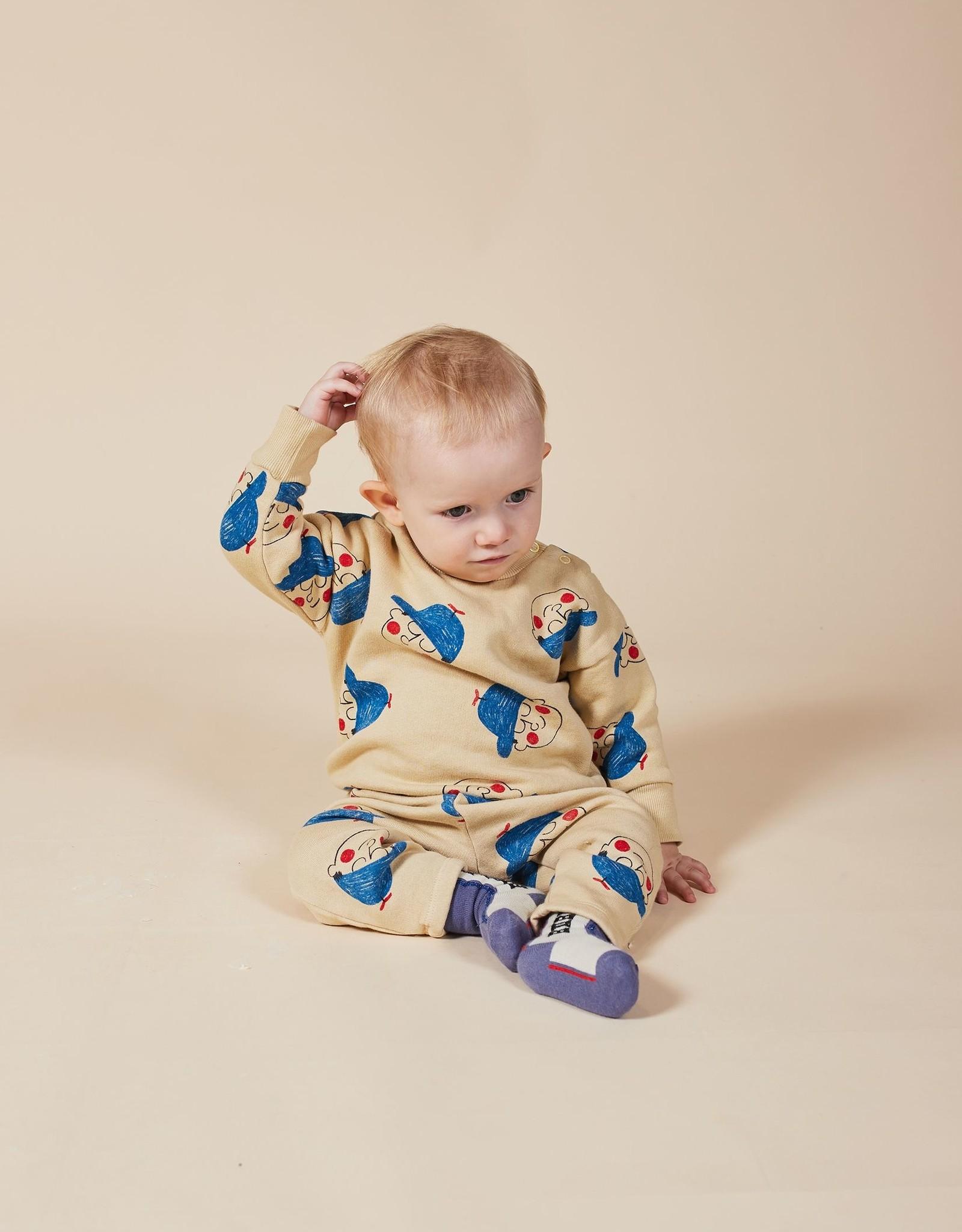 Bobo Choses - Boy Baby Sweatshirt